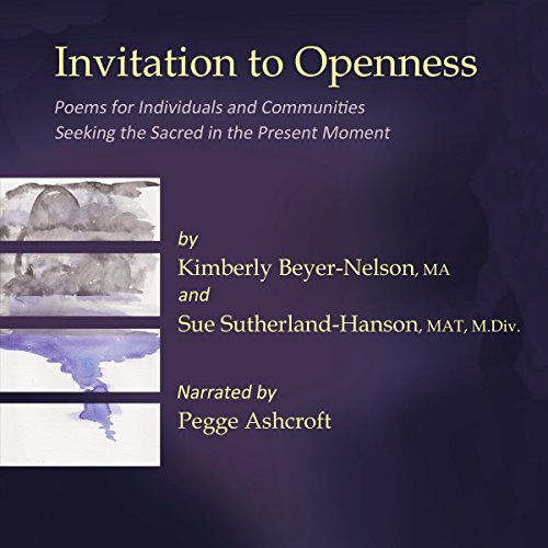 An Invitation to Openness audiobook cover art