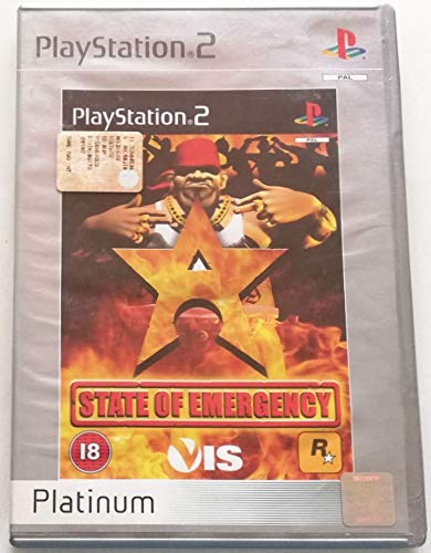 State of Emergency-(Ps2)