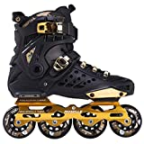 ZCRFY Roller Blades For Adult,Inline Skate Shoes Single Row For Women And Men,Professional Inline Speed...