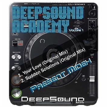 DeepSound Academy Volume 1
