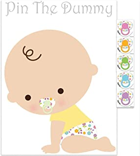 Amazon.es: baby shower chupetes - 4 estrellas y más