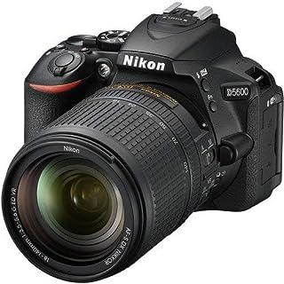 Nikon D5600 AF-S 18-140mm VR Lens Kit with Tripod, Carry case, Sandisk 16GB Ultra SD Card Bundle Kit