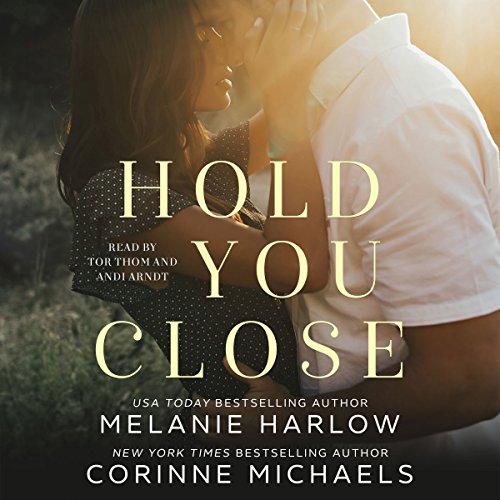 Hold You Close audiobook cover art