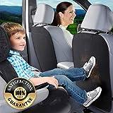 Best Kick Mats - RED SHIELD Kick Mats Car Back Seat Protector Review