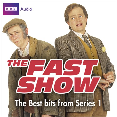The Fast Show, Volume 1 cover art
