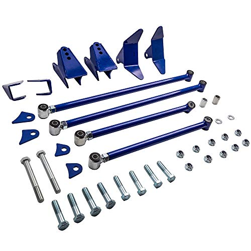Waverspeed Triangulated 4 Link Suspension Kits for Chevy S10 Compact Pickup 1994-2000