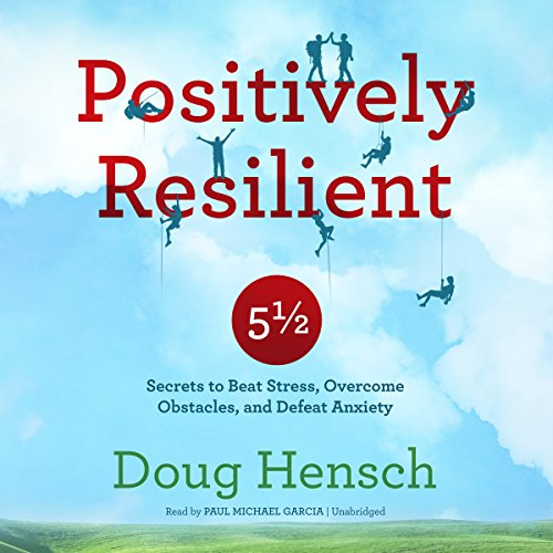Positively Resilient audiobook cover art