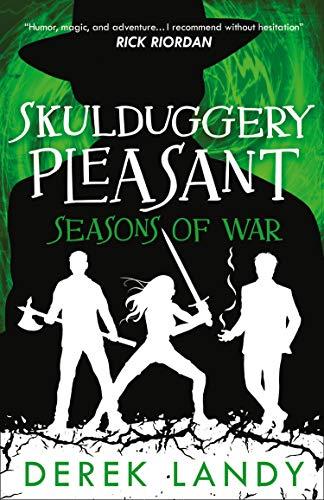 Seasons of War (Skulduggery Pleasan…