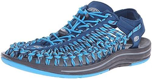 Keen Schuhe Uneek Slice Fade M in Poseidon Blau Danube, Größe 7.0, KE1014616
