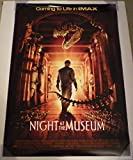 Night at The Museum Movie Poster 2 Sided Original 27x40...