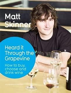 matt skinner wine