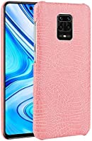 Zl One Crocodile Pattern PU Leather Case Back Cover for Xiaomi Redmi Note 9S / Note 9 Pro/Note 9 Pro Max