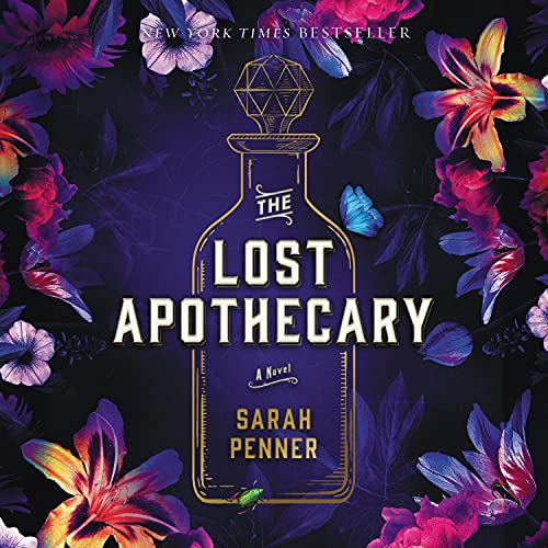 The Lost Apothecary cover art