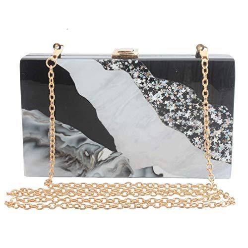 Acrylic Bag Women Handbags Shoulder Crossbody Bags for Womens 2018 Evening Clutch Bag Sac a Main Bolsa Feminina Top