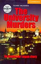 The University Murders Level 4 Intermediate Book with Audio CDs (3) Pack (Cambridge English Readers)