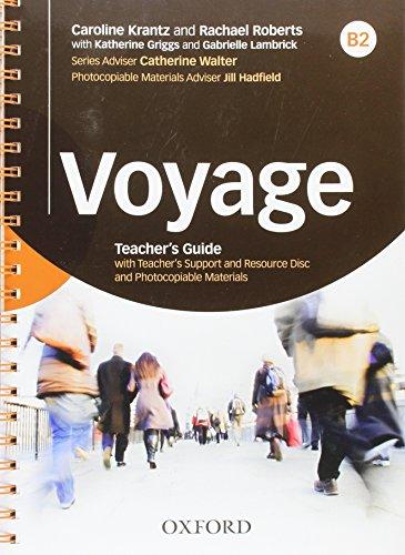 Voyage B2. Teacher's Book + Teacher's Resource Pack