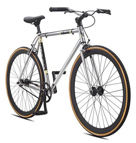 SE Bicycles SE Draft Lite Single Speed Chrome 43cm, 43 cm / XX-Small