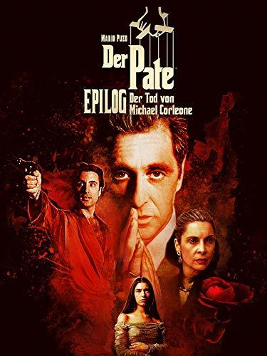 Mario Puzos Der Pate, Epilog: Der Tod von Michael Corleone