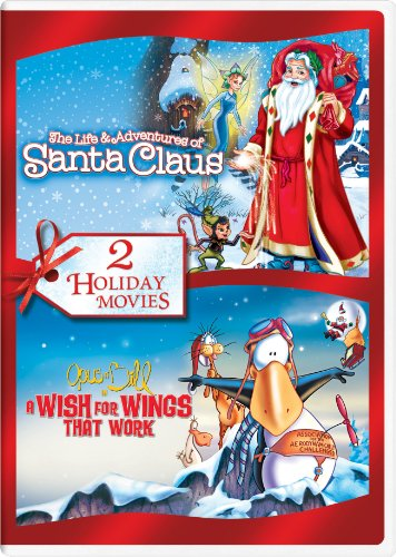 The Life & Adventures of Santa Claus / Opus n' Bill in a Wish for Wings That Work Holiday Double Feature