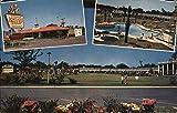 Howard Johnson's Motor Lodge and Restaurant Savannah, Georgia GA Original Vintage Postcard