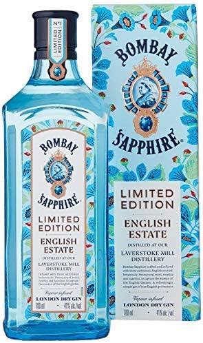 77 opinioni per Bombay Sapphire London Dry Gin, English Estate Limited Edition con Astuccio, con