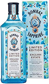 Bombay Sapphire Gin English Estate Limited Edition 1 x 0,7 l