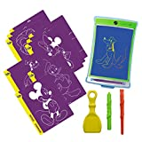 Boogie Board Magic Sketch Activity Kit w/ Disney Favorites Templates (Mickey, Elsa, Belle, Lion King & More) - Authentic, Reusable ColorBurst Drawing and Tracing Pad, Ages 4+