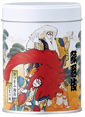 山本海苔店 おつまみ海苔 味付け海苔 (歌舞伎) ( ごま ) 九州有明海産 国産 のり 海苔 ギフト