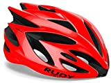 Rudy Project Red Shiny S, Helmet Rush S, Unisex Adulto, Pequeña