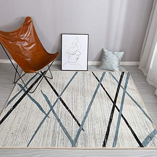 SN HUIPENG Home Large Rug Living Room Bedroom Bedside Area Rugs Northern Europe Imitation cashmere Carpet Anti-Slip Rectangle Carpet