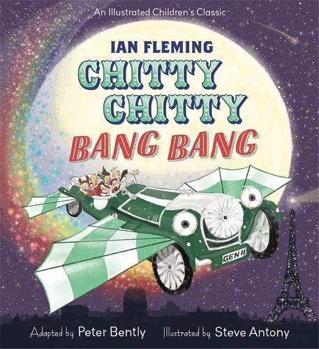 Chitty Chitty Bang Bang: An illustrated children's classic (English Edition)