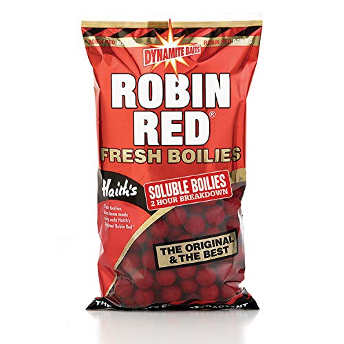 Dynamite Baits Robin Red Boilie Angeln, Rot, 15 mm