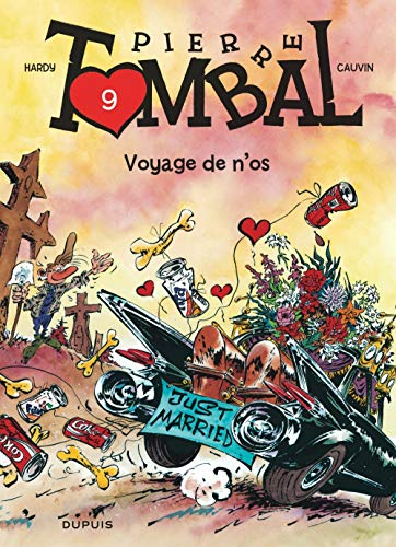 Pierre Tombal - tome 9 - VOYAGE DE N'OS