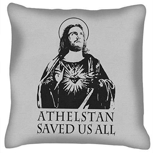 Athelstan Saves Us All Vikings Cushion