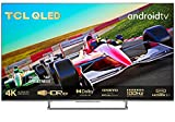 TCL 75C727, Smart Android Tv 75 Pollici, QLED TV, 4K UHD con Motion Clarity 100Hz e Audio Onkyo