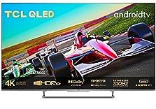 TCL 75C727 4K QLED Gaming Fernseher 75 Zoll Smart TV (Quantom Dot, 100% Farbvolumen, 100Hz MEMC, Android 11, HDMI 2.1, Game Master Pro, Dolby Vision IQ & Atmos, ONKYO, Google Duo, Alexa) [2021]©Amazon