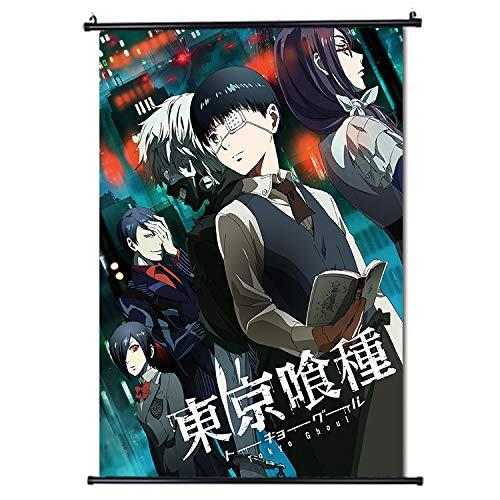 Tokyo Ghoul Group Japan Anime Poster di scorrimento Formato 30x45cm (12 x 18 in)