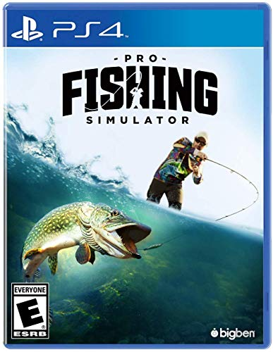 Pro Fishing Simulator (PS4) - PlayStation 4