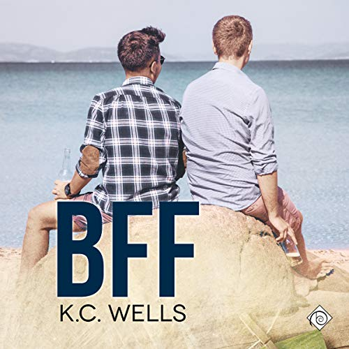 BFF audiobook cover art