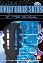 Mel Bay's Great Blues SOlos QWIKGUIDE (Quick Guide)