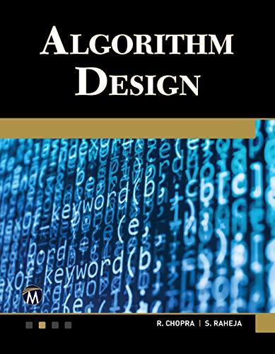Algorithm Design Basics