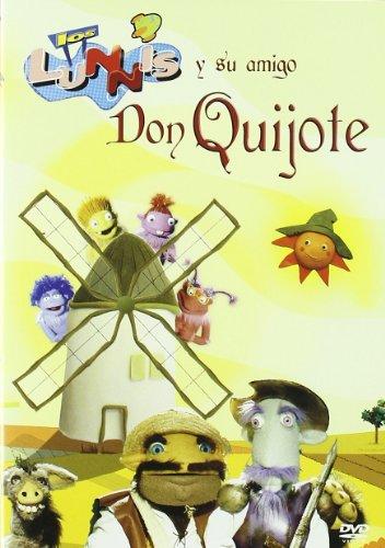 Los Lunnis : El Quijote [DVD]