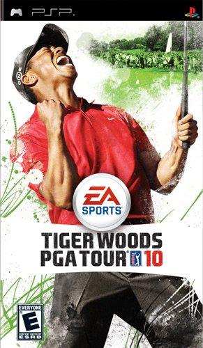 Tiger Woods PGA Tour 10 - Sony PSP