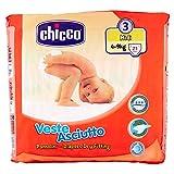 Chicco Veste Asciutto Midi, 21 Pannolini, Taglia 3 (4-9 kg)