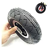Electric Scooter Tires Durable Wheels, 200x50 Inner and Outer Tire Sets, 8-inch Pneumatic