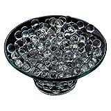 Cristal Agua Aqua Cuentas Gel Perla para el florero Planta Relleno Boda Cocina Hogar Decoración - 1000 Pcs por Boda Decor - Transparente