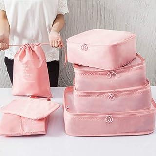 Travel Storage Bag Travel Packing Organizers, Multi-Functional Waterproof Travel Storage Luggage Storage Finishing Bag Se...