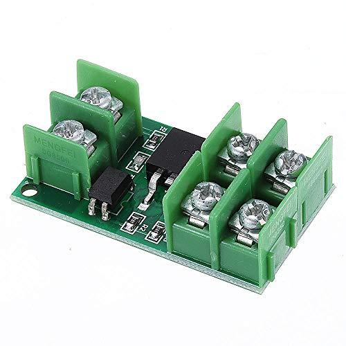 MING-MCZ Duradero Interruptor de gatillo F5305S PMOS Módulo FET Mos Transistor de Efecto de Campo 3V 5V 12V 24V 36V for el Bulbo de luz LED del Motor de la Bomba de Gaza 3pcs Fácil de Montar