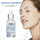 Y.F.M Serum Facial con Ácido Hialurónico y...