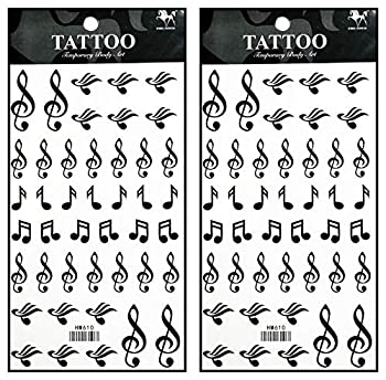 Best piano tattoo Reviews